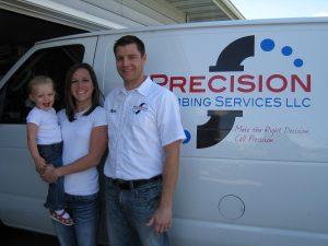 Waukesha County Plumber - Mike Cooper and Family