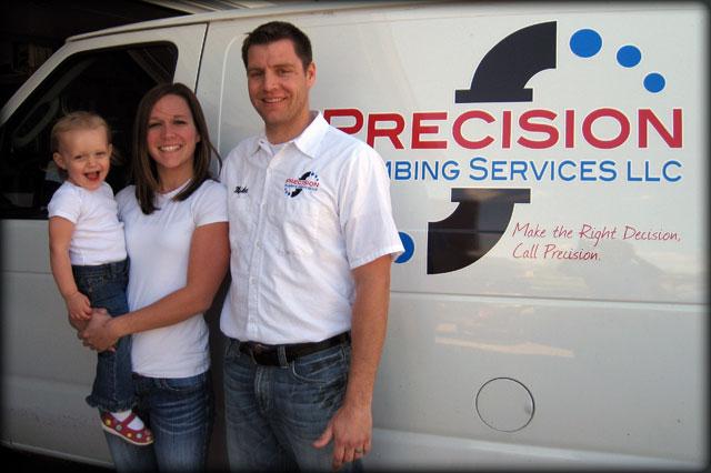 Call Precision Plumbing